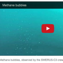 Do These Bubbles Signal the Start of Rapid Climate Change?