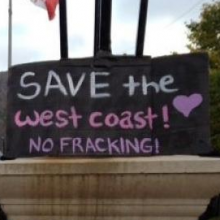 Global Frackdown: Communities across Canada demand a stop to fracking