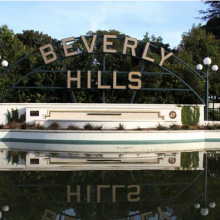 Posh Beverly Hills approves water restrictions, fines amid drought