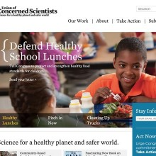 Featured Website: Union of Concerned Scientists