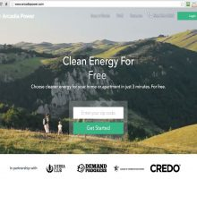 Arcadia Power | Choose Clean Energy Today