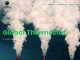 Website for Global Thermostat, advancing carbon sequestration technology