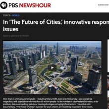 In 'The Future of Cities,' innovative responses to urban issues