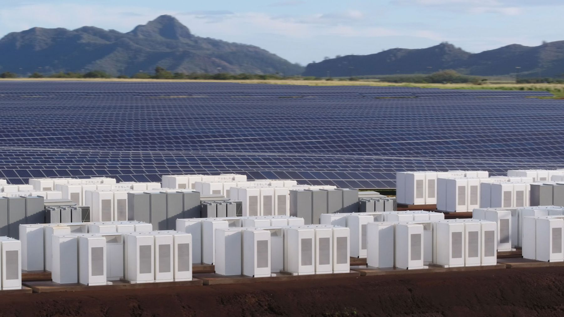 Tesla Completes Hawaii Storage Project That Sells Solar at Night