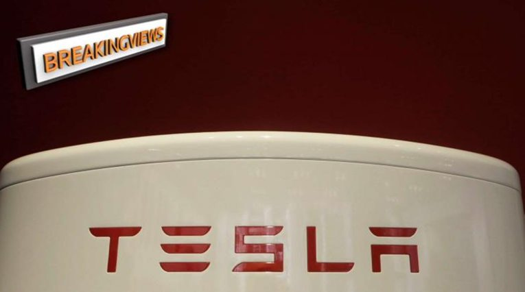 Tesla becomes most valuable U.S. car maker, edges out GM