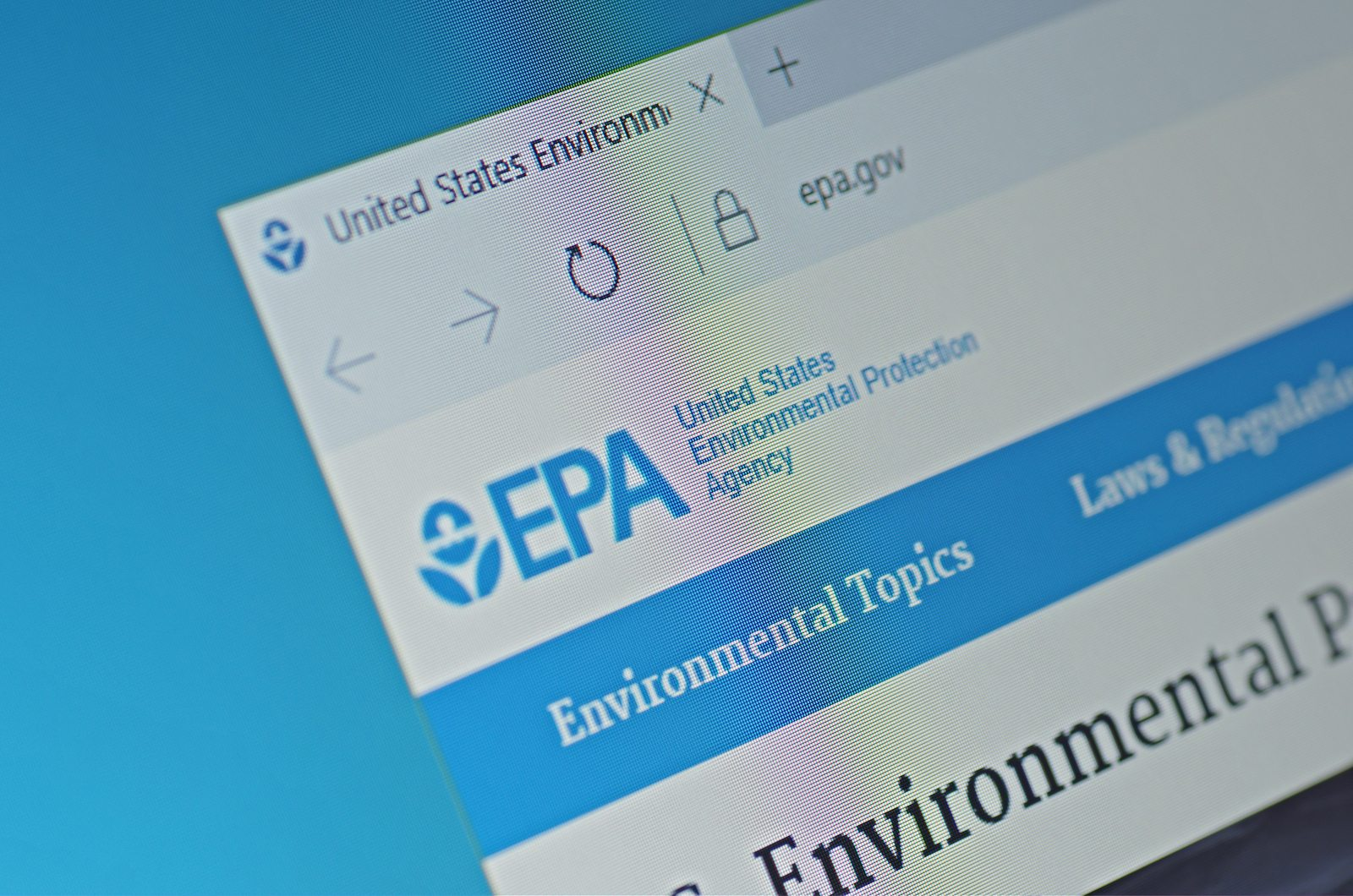 EPA Just Scrubbed Even More Mentions of Climate from Its Web Site