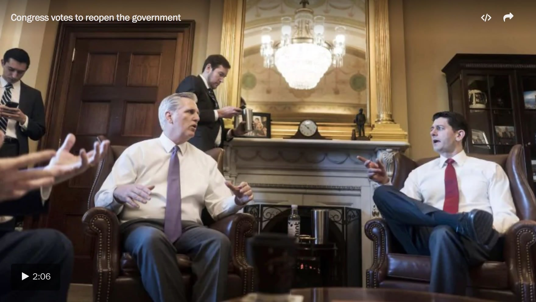 The Energy 202: Budget deal picks winners and losers in energy industry