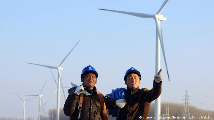 Europe breaks own renewables record — but can't keep up with China