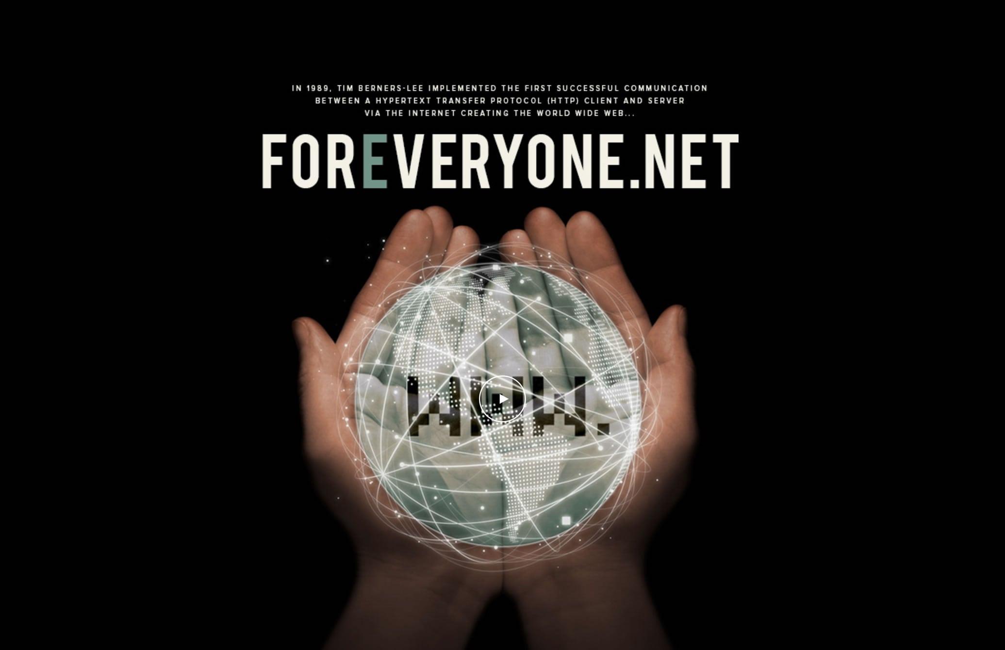 FOREVERYONE.NET