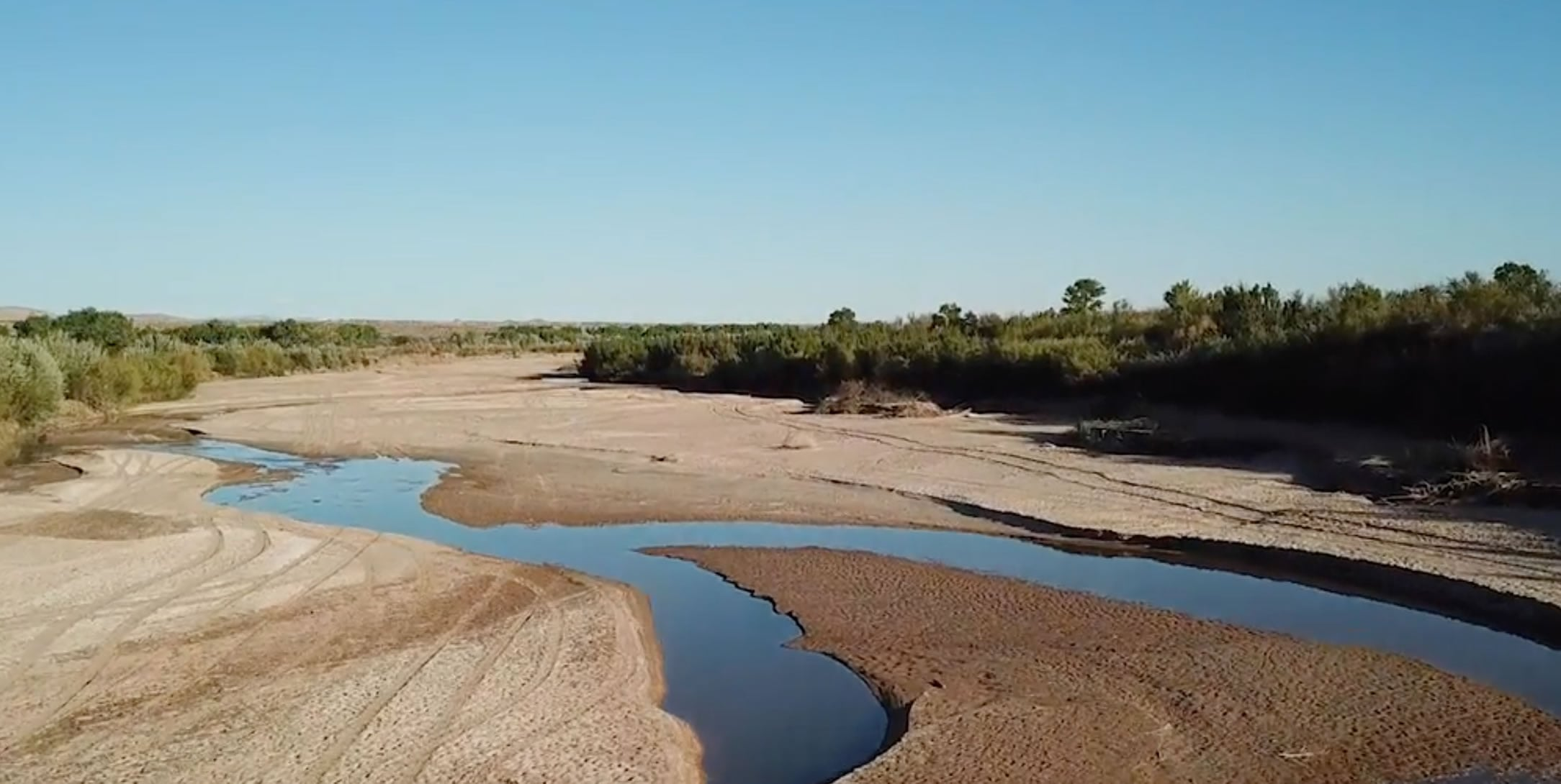 In a Warming West, the Rio Grande Is Drying Up
