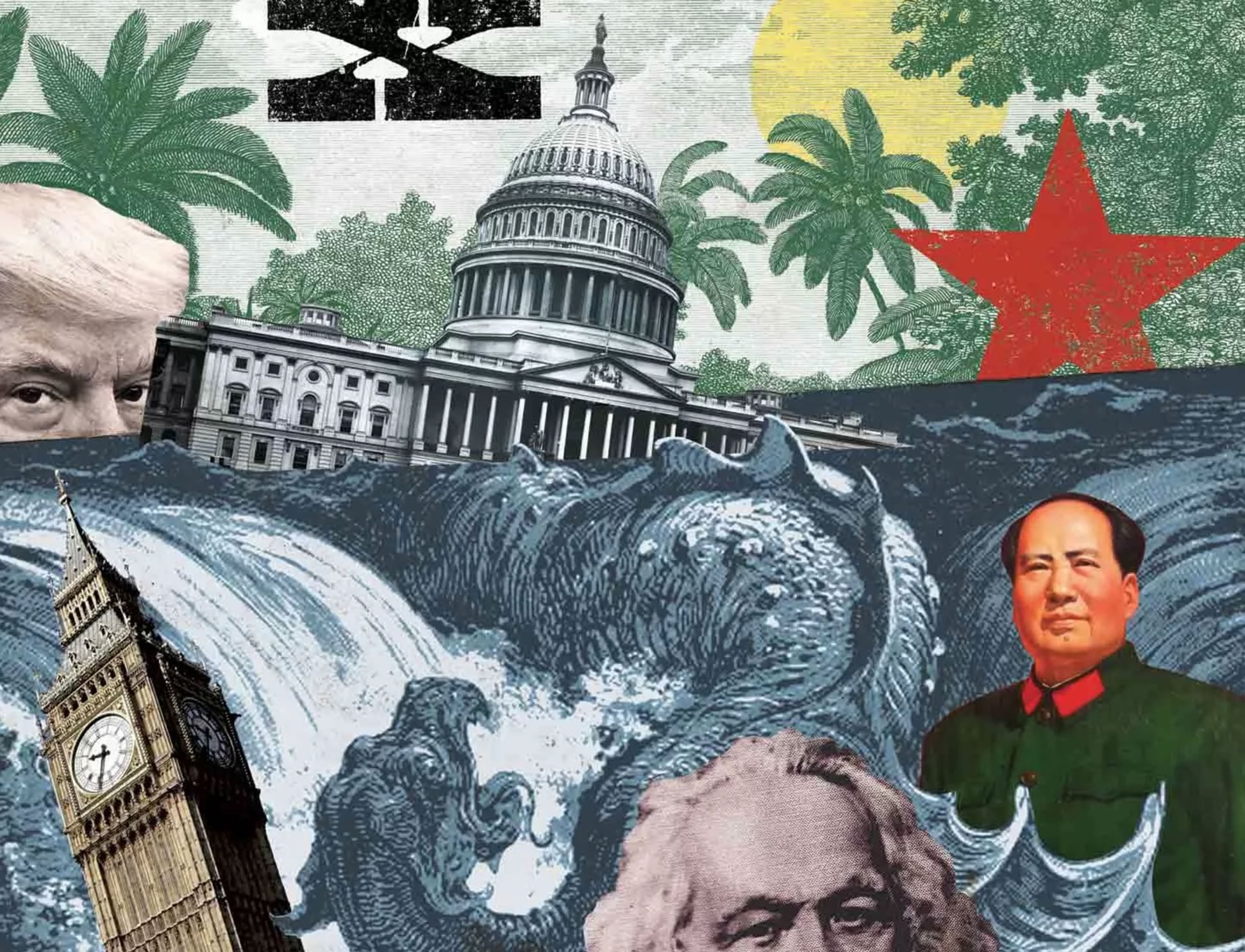 States of Emergency - Imagining a politics for an age of accelerated climate change.