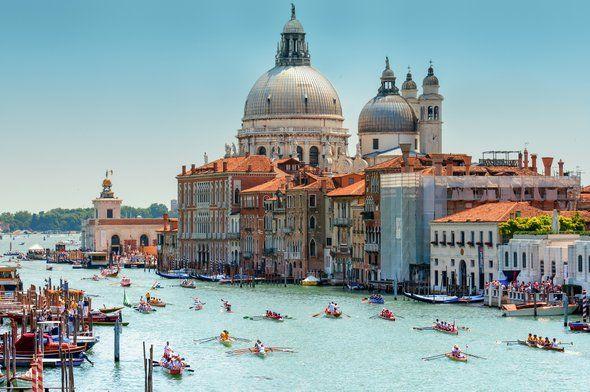 Rising Seas Threaten Iconic Mediterranean Sites