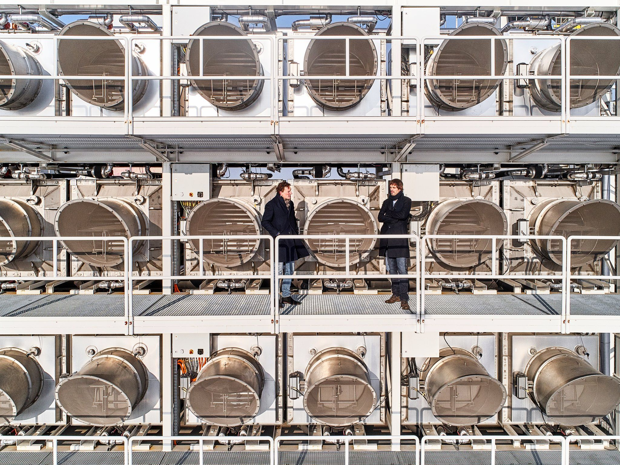 The Tiny Swiss Company That Thinks It Can Help Stop Climate Change