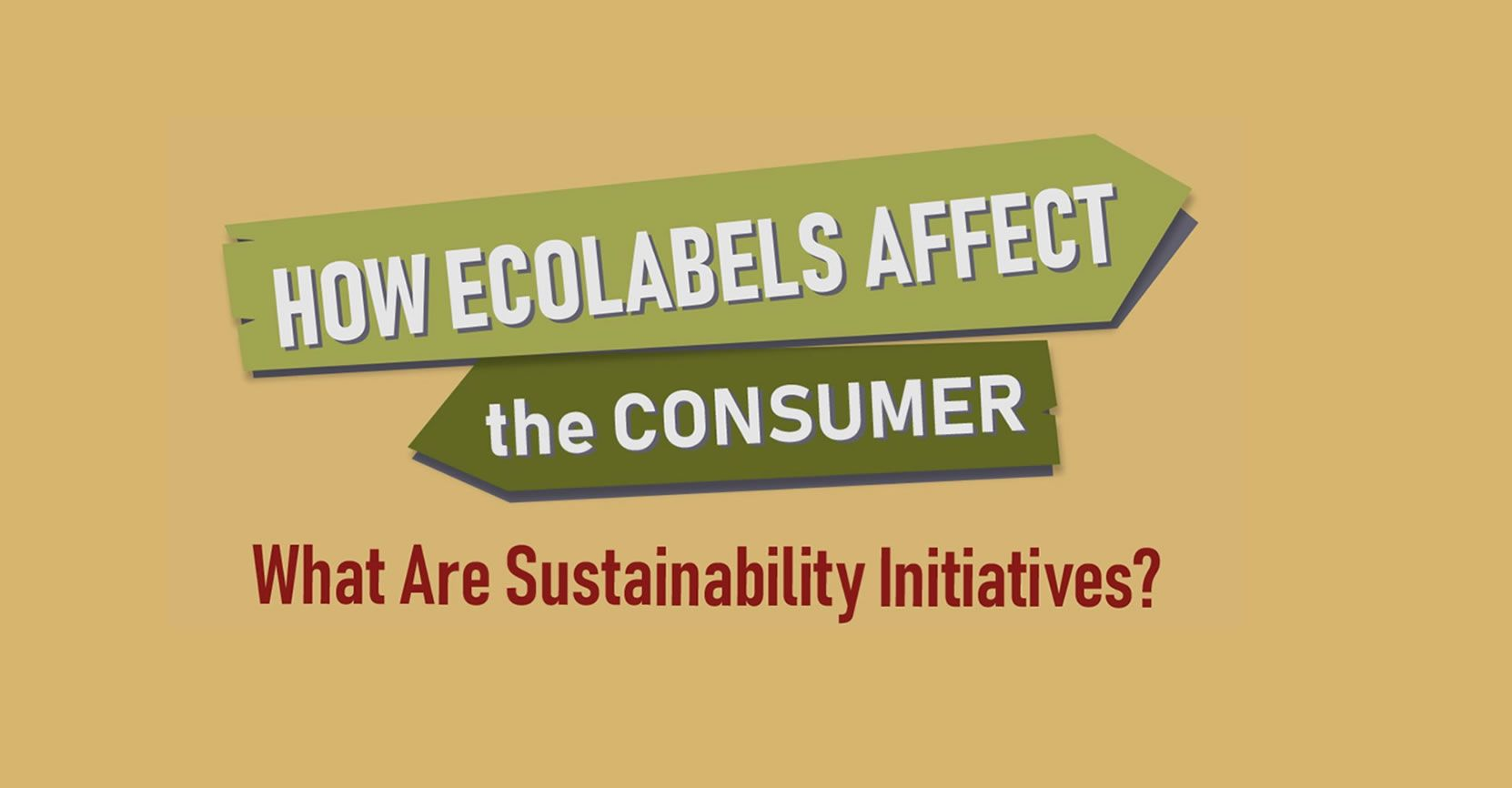 How Eco Labels Affect the Consumer