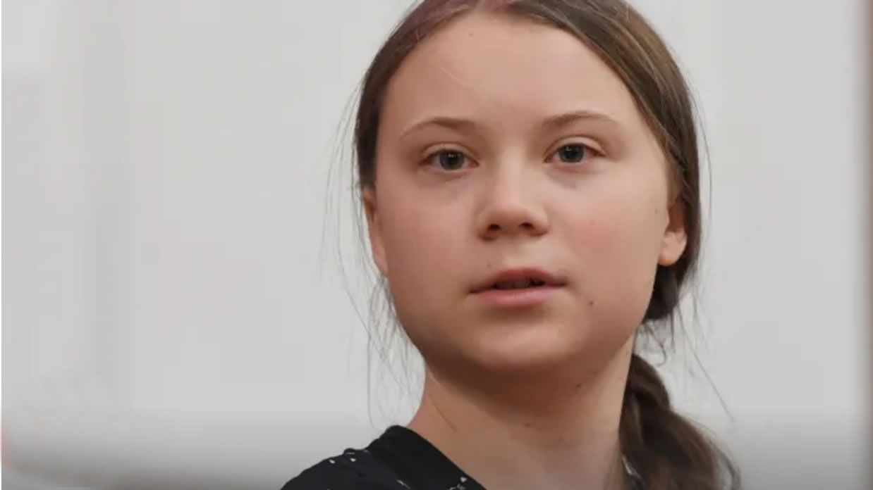 'You did not act in time': Greta Thunberg's full speech to MPs