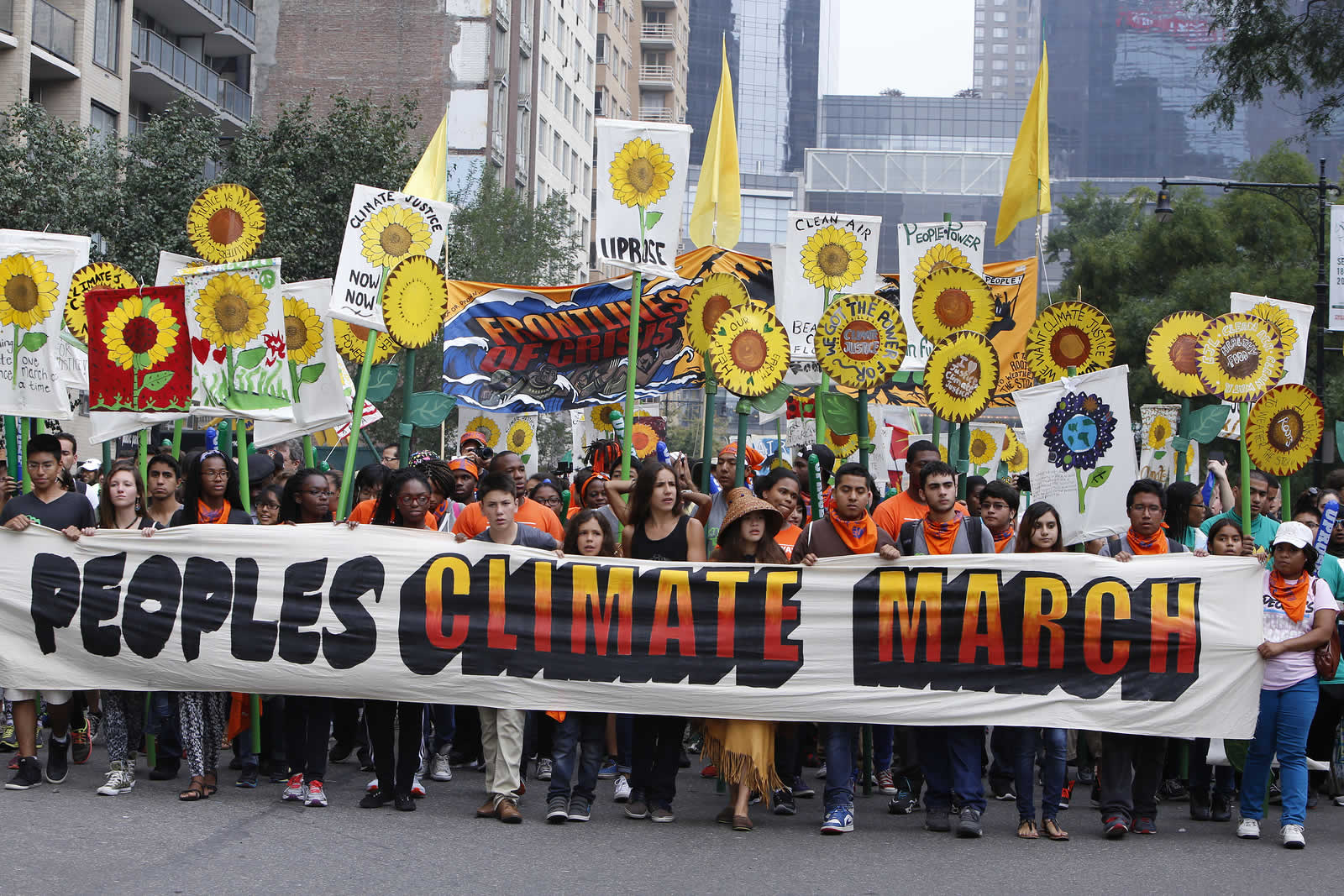Demand a People's Climate Summit