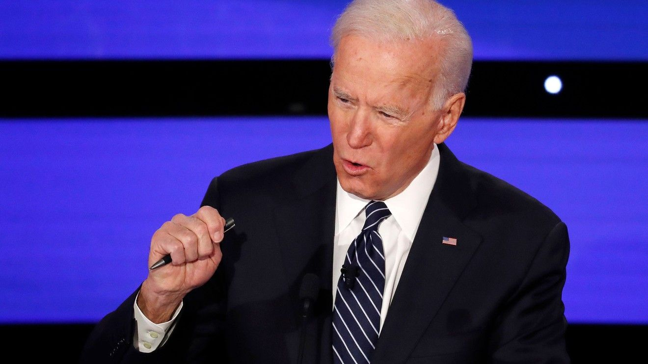 Biden calls for $2 trillion in clean-energy spending and zero power-plant emissions by 2035
