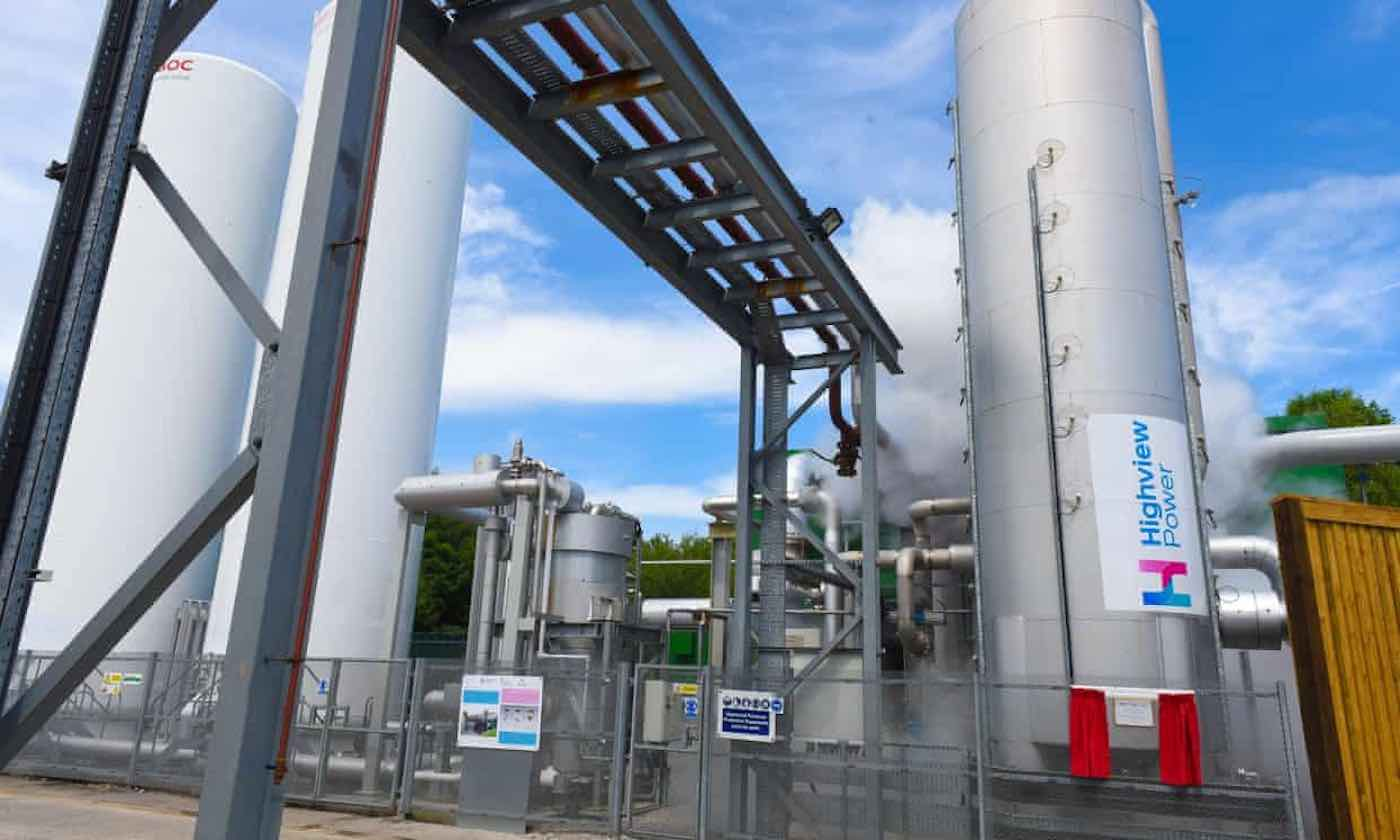 World's Biggest Liquid Air Battery – 'The Climate Emission Killer' – is Now Under Construction in England
