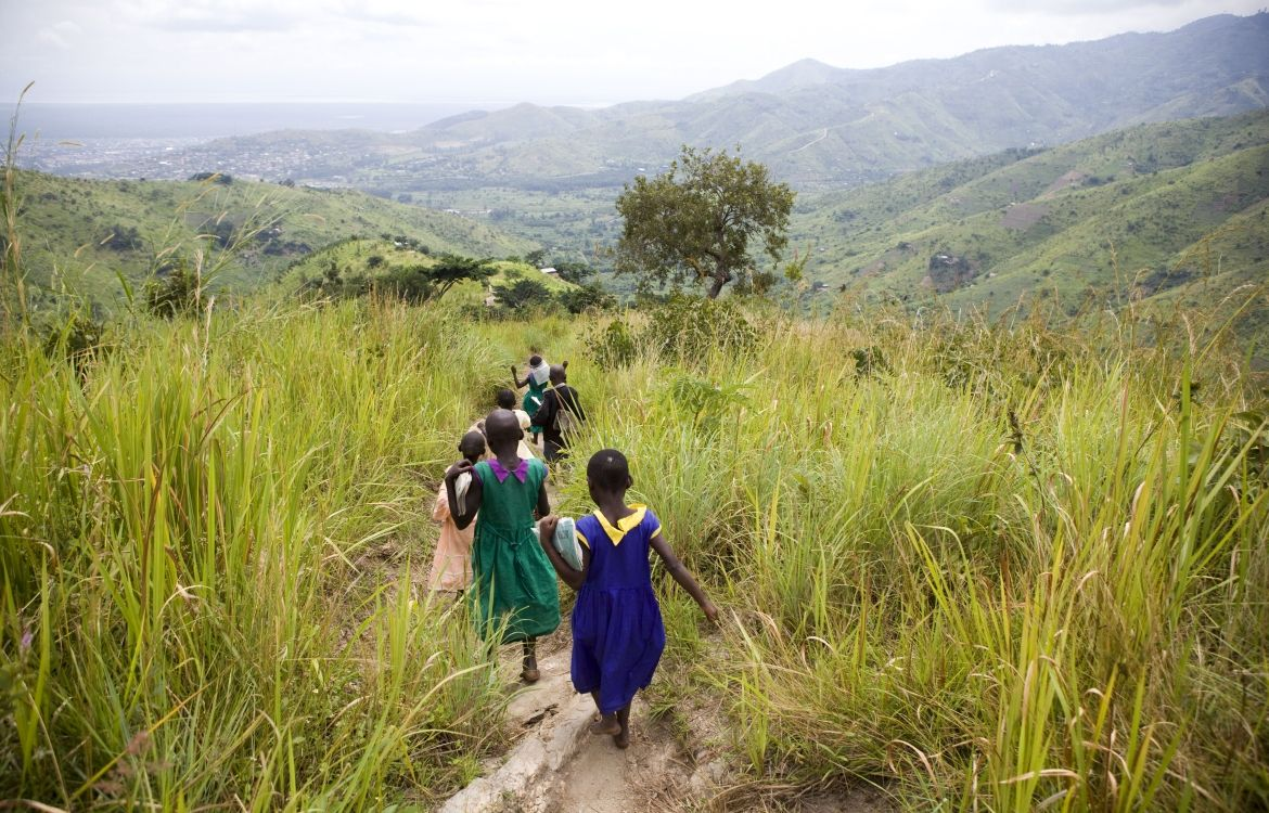 WWF's Living Planet Report 2020 sounds planetary health warning