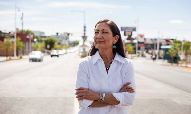 Deb Haaland's ability, vision and ancestry would make her an ideal interior secretary Bill McKibben