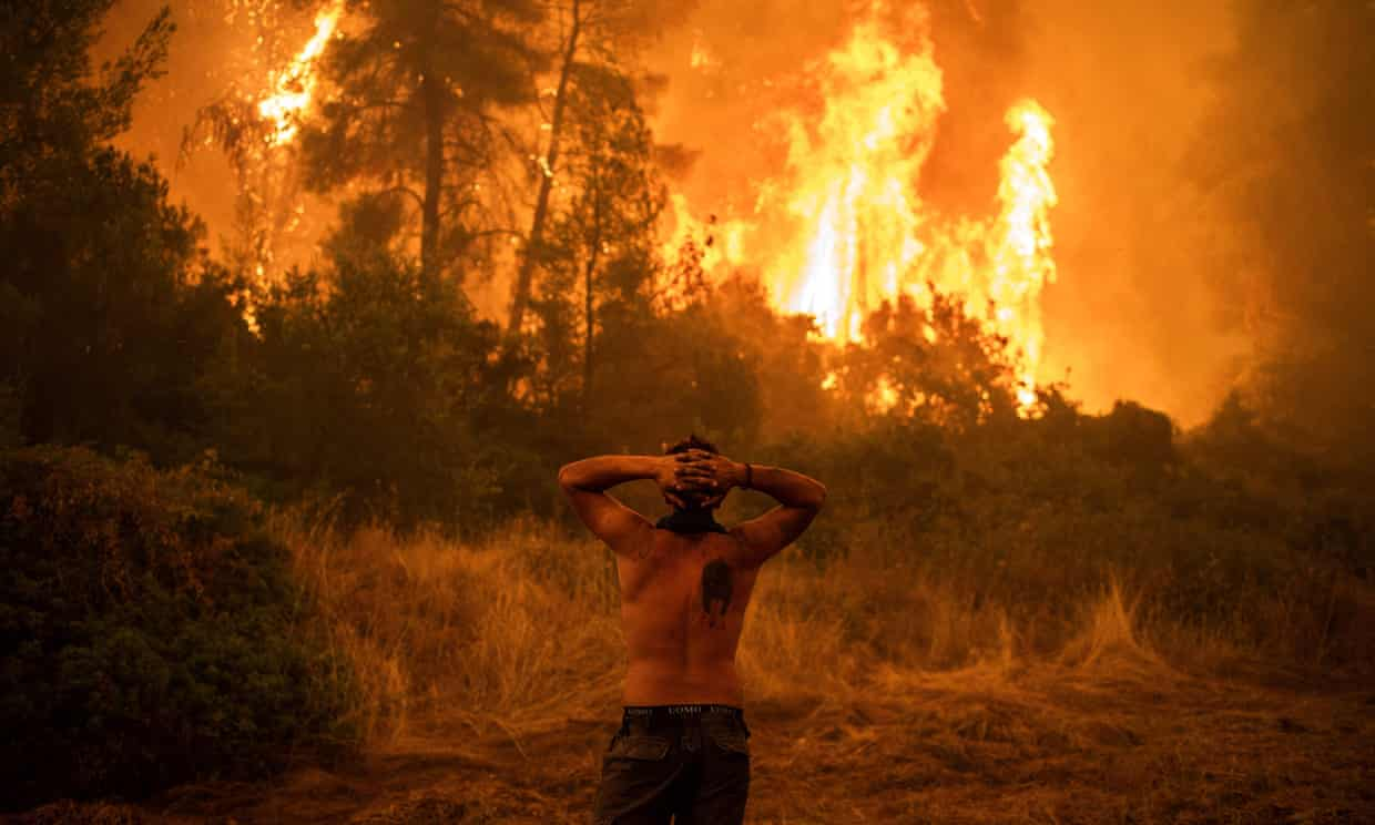 Major climate changes inevitable and irreversible – IPCC's starkest warning yet