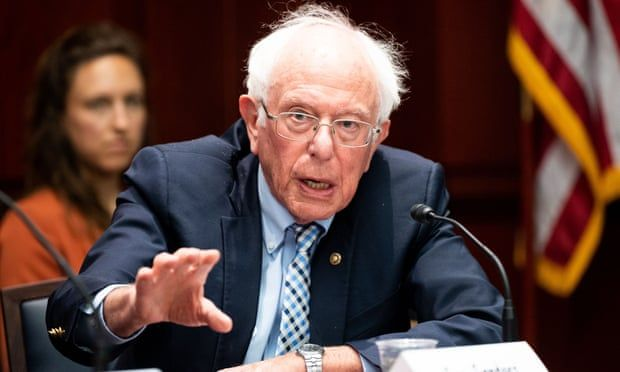The planet is in peril. We're building Congress's strongest-ever climate bill - Bernie Sanders